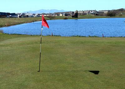 Auchenharvie Golf Course