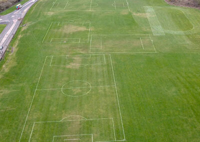 Auchenharvie Sports Pitches