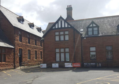 KA Campus West Kilbride