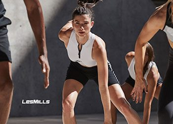 Les Mills launch day