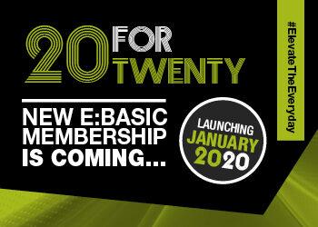 20 for Twenty