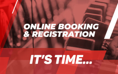 Online Booking and Registration