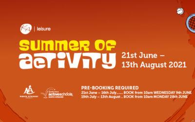 Free Summer of Activity