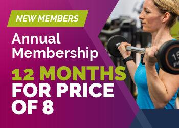 New Members – Annual Membership Offer